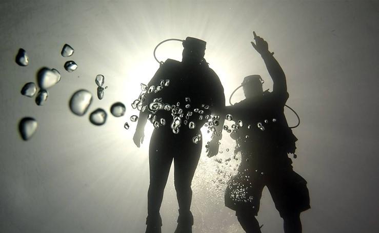 Inmersión para novatos en los ricos fondos marinos de Cabo de Palos