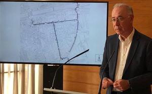 Murcia contará con 5 nuevos kilómetros de carril bici por el centro
