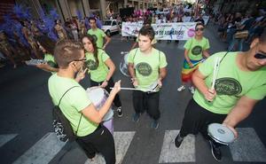 El desfile del 'Orgullo' toma este sábado las calles de Murcia