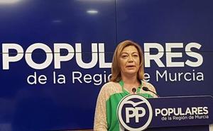 El PP pide la dimisión de la alcaldesa de Santomera tras la querella por prevaricación