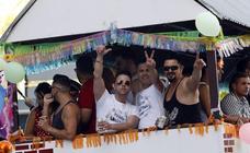 Desfile del Día del Orgullo en Murcia 2018
