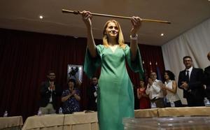 Mariola Guevara, nueva alcaldesa de Alhama de Murcia