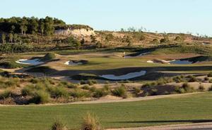 Piden a la CHS agua de riego de pozos para el campo de golf del Condado de Alhama