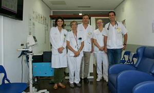 La unidad de insuficiencia cardiaca de la Arrixaca recibe una acreditación de excelencia