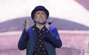'Lo niego todo' podría ser la última gira de Joaquín Sabina debido a su estado de salud