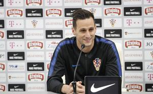 El croata Nikola Kalinic, expulsado del Mundial por negarse a saltar al campo en el minuto 85