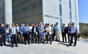 Los diez juzgados con mayor atasco de la Región superan los 14.000 casos pendientes