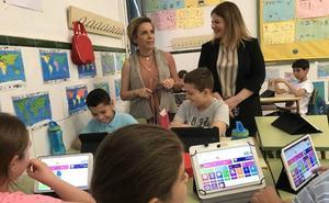 'Centros Digitales' llegará a 168 colegios e institutos de la Región el próximo curso