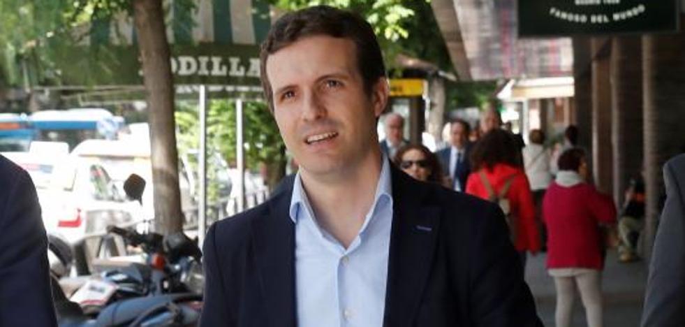 Casado, Margallo y Bayo optan a la sucesión de Rajoy