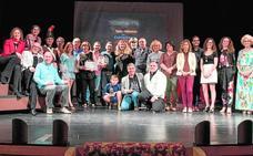 Premios de fin de temporada en el Teatro Circo de El Algar