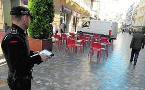 Cerca de 300 bares y hoteles deben ya 1,3 millones al Ayuntamiento por impuestos