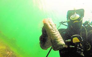 Cabo de Palos declara la guerra a la basura marina