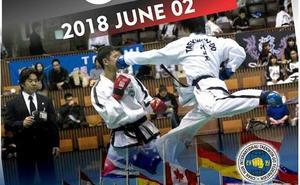 Cuatro oros y una plata para la Región en el Mundial de Taekwondo de Canadá
