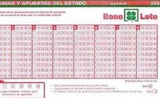 Un acertante de 2ª categoría de la Bonoloto gana 156.571 euros en Mazarrón