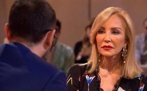 Carmen Lomana habla sobre la trágica muerte de su marido