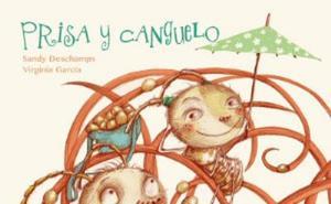 'Prisa y Canguelo', en la Biblioteca Regional