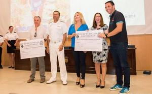 La Ruta de las Fortalezas dona 50.000 euros a entidades benéficas de Cartagena