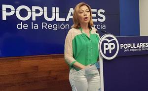 Severa González (PP): «Sánchez tira por la borda el trabajo consensuado con las comunidades en materia de financiación»