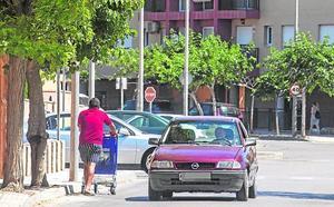 La Policía Nacional desarticula una banda juvenil que robaba en coches tras apedrearlos