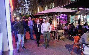 Archivan el caso judicial por los ruidos de la calle Pérez Casas de Murcia