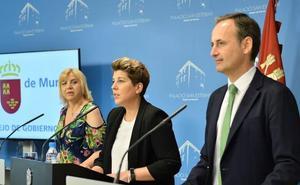 La Comunidad promocionará la Región en ciudades europeas con nueva conexión aérea con Corvera