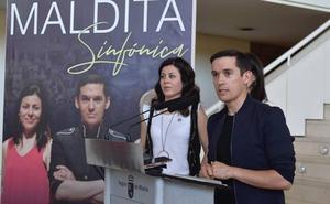 La OSRM y Maldita Nerea se unirán sobre el escenario del Auditorio Víctor Villegas