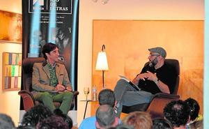 Benjamín Prado elogia a Sabina en 'Río de letras'