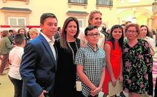 Laura Paz gana un premio en un concurso nacional