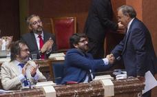 La oposición apoya la llegada del AVE soterrado sin paralizar las obras actuales
