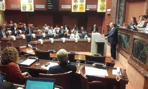 El consejero de Fomento pide al Ministerio que no paralice los planes para la llegada del AVE a Murcia