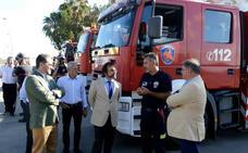 La Comunidad 'perdona' a los municipios de menos de 20.000 habitantes la mitad de la aportación al consorcio de bomberos