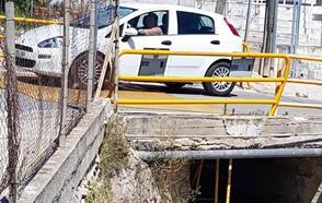 El PSOE reclama el arreglo definitivo del puente de Guadalupe