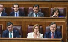 Cospedal reconoce que «dar la cara» por el PP en la corrupción ha «perjudicado» su imagen