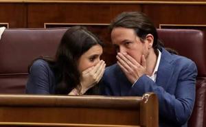 Pablo Iglesias e Irene Montero ya han elegido los nombres de sus mellizos