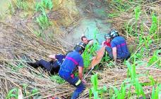 Distinguirán a los agentes de la Policía Local de Ceutí que rescataron a una anciana del río
