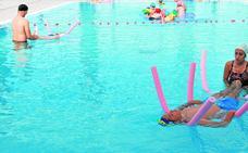 Hidroterapia en Las Torres para discapacitados