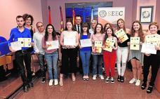 Entregan los premios correspondientes a la XII Olimpiada de Lenguas Clásicas