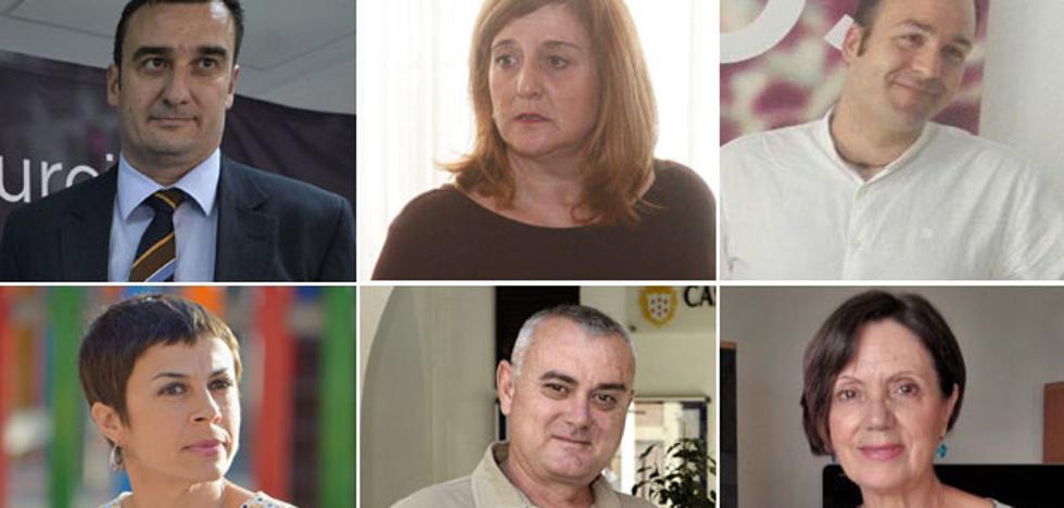 Podemos se refuerza con la elección de nuevos líderes en una docena de municipios
