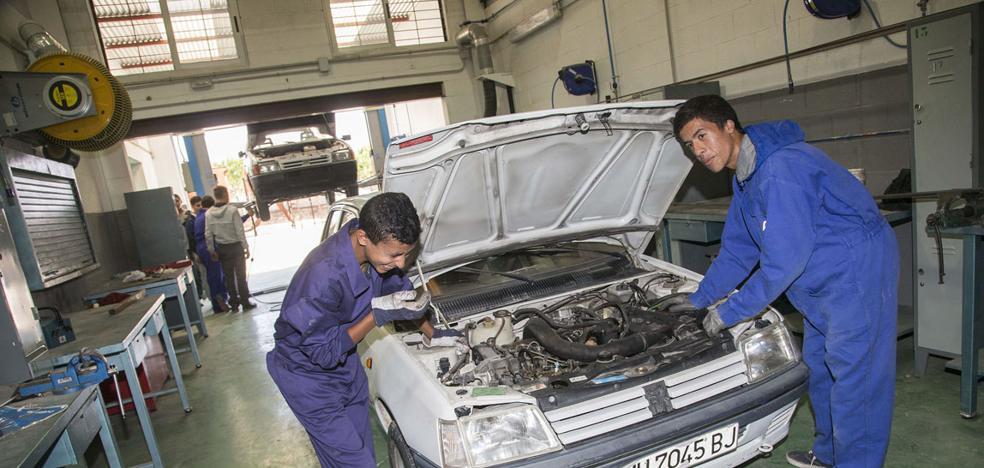 La FP Básica mantiene el tirón con 2.887 matriculados el próximo curso
