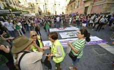 La Región se manifiesta contra la puesta en libertad de 'La Manada'