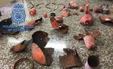 Detenido en Molina por elaborar y colocar artefactos explosivos