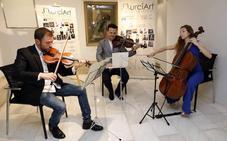 El festival MurciArt llevará música de cámara a Murcia y La Manga