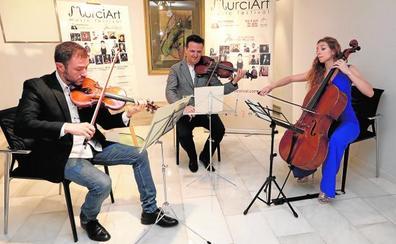 El festival MurciArt programa siete conciertos gratuitos de música clásica