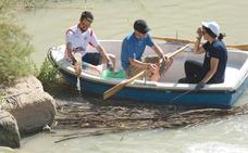 Medio millar de voluntarios se implican por un «río limpio»
