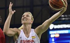 La murciana Laura Gil, preseleccionada con España para la Copa del Mundo de baloncesto