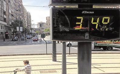 Cielos despejados y más calor en la Región durante los próximos días