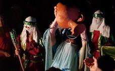 Bullas revive la leyenda de la bajada de 'La Mora'