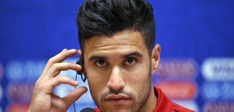 Munir: «De Gea lleva tiempo demostrando que es de los mejores del mundo»