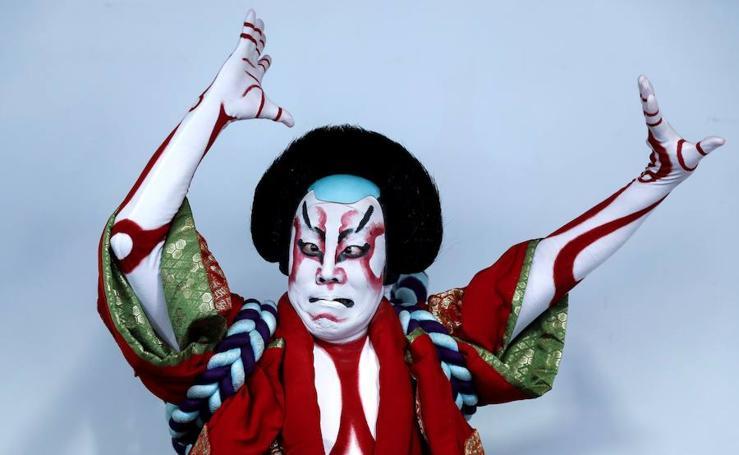 El mejor teatro de kabuki debuta en España