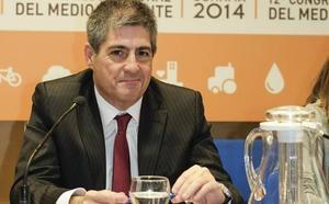 Manuel Menéndez, nuevo director general del Agua